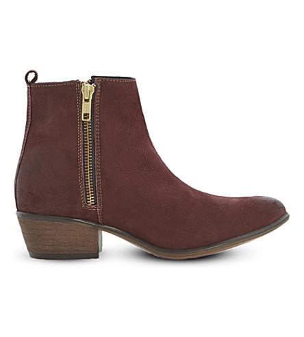steve madden neovista leather ankle boots selfridges