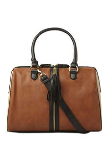 STEVE MADDEN Colour block handbag