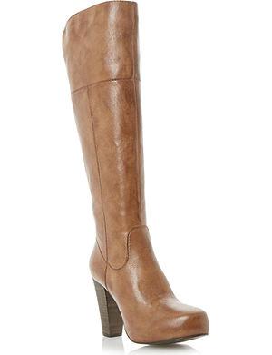 STEVE MADDEN Rikki concealed platform knee-high boots