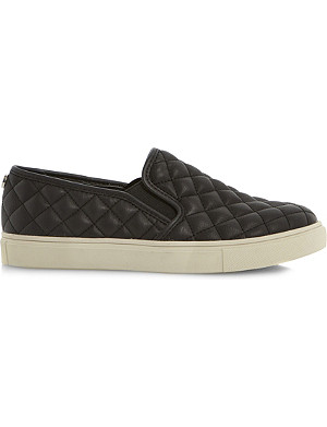 STEVE MADDEN Ecentricq quilted skater shoes