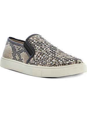STEVE MADDEN Eros slip-on skate shoes