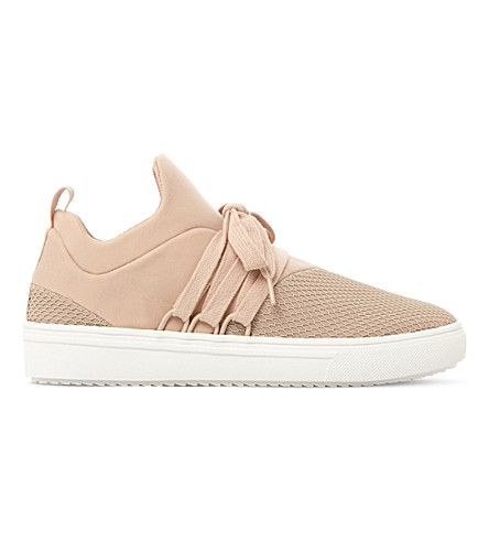 STEVE MADDEN Lancer sm mesh trainers (Blush-fabric