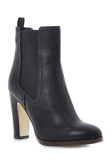 DUNE BLACK Robyn heeled Chelsea boot