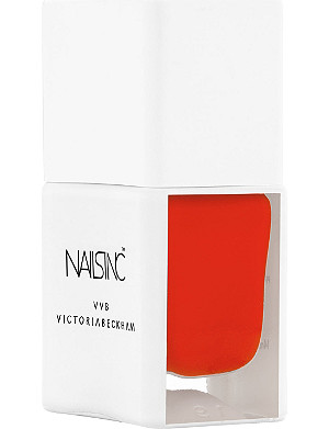 VVB X NAILS INC Judo Red nail polish