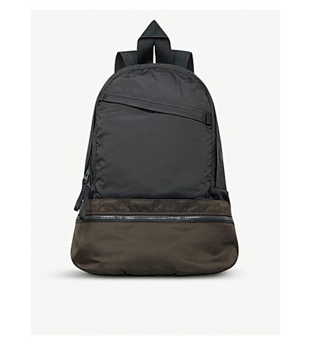 ALLSAINTS Cadet Echo convertible blue backpack ALLSAINTS shell Echo xgwOnc