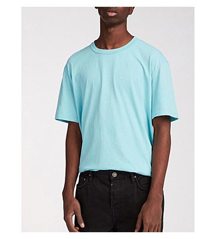 ALLSAINTS algodón Camiseta de azul Coach Interger 0UqFpUS4