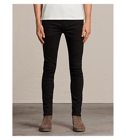 ALLSAINTS Blouis slim-fit skinny jeans (Black