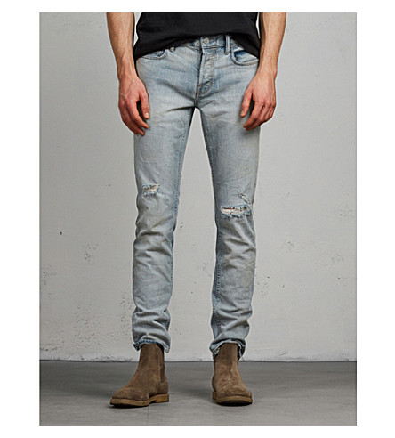 ALLSAINTS Slim-fit skinny jeans (Indigo