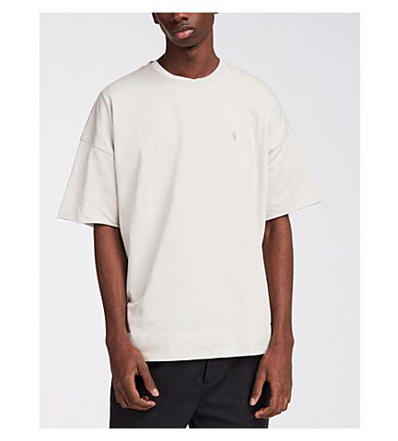 ALLSAINTS Vixen Crew cotton sweatshirt (Resort+grey