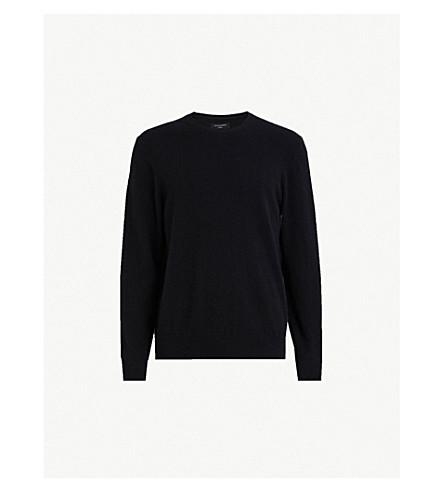 ALLSAINTS Hyde cashmere sweater (Black