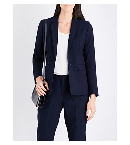 REISS Faulkner jacket-tailored (Navy