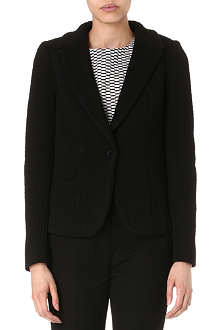 REISS Sota textured blazer