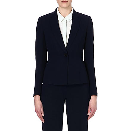 REISS Fontex tailored jacket (Blue