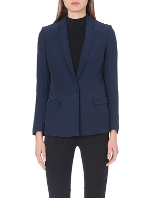 REISS Parlo tailored jersey blazer