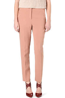 REISS Paris straight-leg trousers