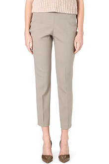 REISS Ceasar cropped trousers