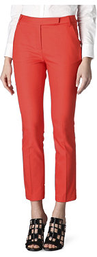 REISS Joanna straight-leg trousers