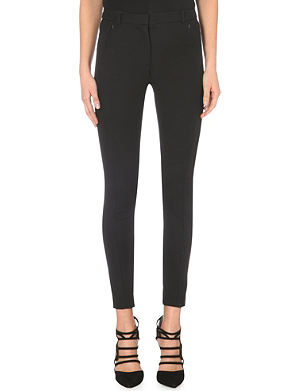 REISS Dasha skinny high-waist leggings