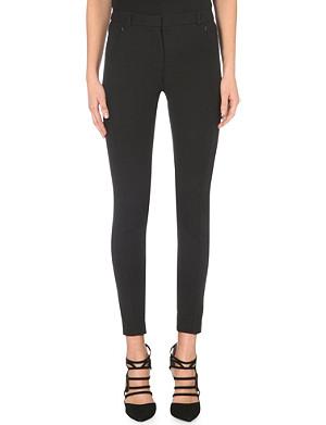 REISS Dasha skinny high-waist leggings