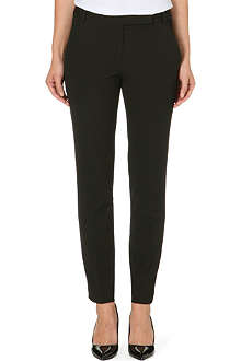 REISS Joanne straight tailored trousers