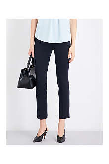 REISS Joanne stretch-crepe trousers