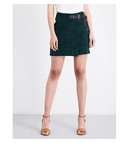 skirt forestgreen