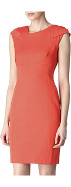 REISS Fiorella body-con dress