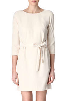 REISS Danica tie-waisted dress