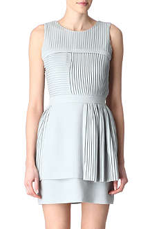 REISS Semra crepe dress