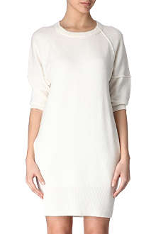 REISS Crew knitted dress