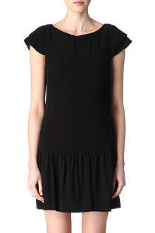 REISS Zara drop waist dress