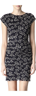 REISS Orlath lace dress