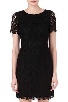 REISS Swift lace dress