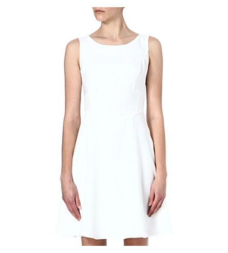 REISS Jade dress (Cream