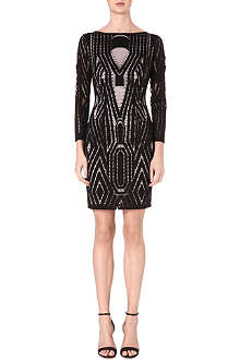 REISS Kaz lace dress