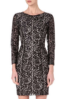 REISS Estefani lace dress