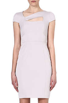 REISS Lorraine cut-out dress