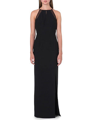 REISS Cassini maxi dress