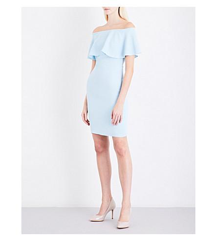 REISS Balm off-the-shoulder dress (Allure