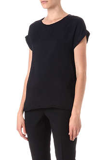 REISS Eleanor-button back top