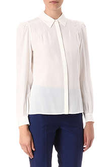 REISS Camile silk shirt