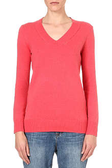 REISS Lilah knitted jumper