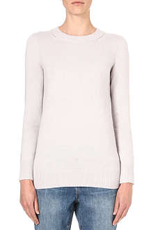 REISS Sledge crew-neck jumper