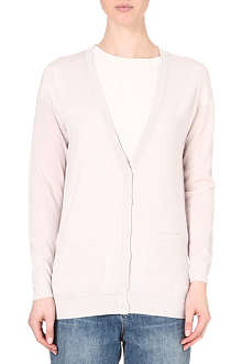 REISS Trudy knitted cardigan