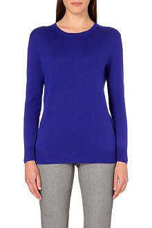REISS Edie crew neck jumper
