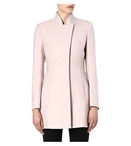 REISS Regale coat (Flesh