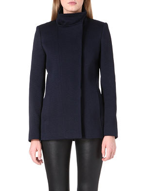 REISS Province quilted jacket