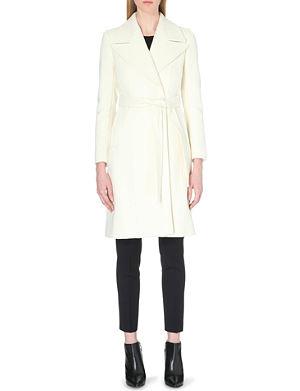 REISS Envy wool-blend coat