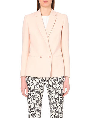 REISS Giacomo double-breasted jacket