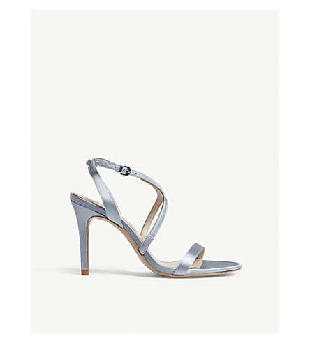 Medea satin sandals